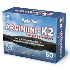 Arginiini-K2 60 tabl.