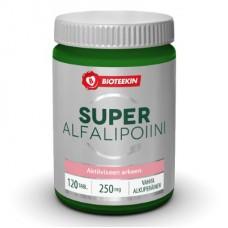 Bioteekin Super Alfalipoiini 120 tabl.