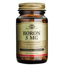 Boori 3 mg 100 kaps. Solgar