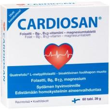 Cardiosan 60 tabl/39 g.