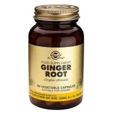 Ginger Root 100kps Solgar