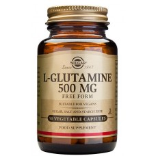 L-Glutamine 500mg 50kps Solgar L-Glutamiini
