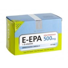 E-EPA 500 mg (120 kaps.)