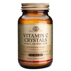 C-vitamiinijauhe 125g Solgar