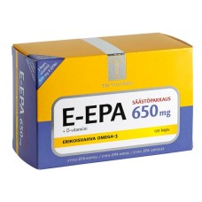 E-EPA 650 mg 120 kaps