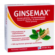 Ginsemax 60tbl
