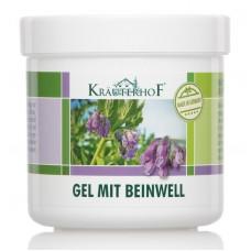 Kräuterhof Raunioyrtti hoito ja hierontageeli 250 ml