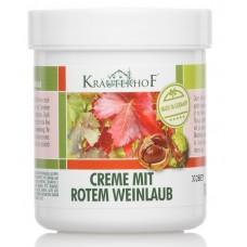Kräuterhof Laskimolaajentumat ja Väsyneet jalat hoitovoide 250ml