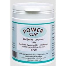 Savijauhe Power Clay 200g