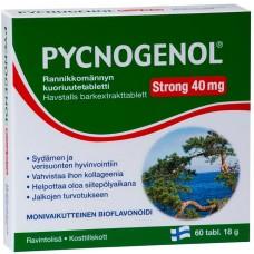 Pycnogenol strong 60tbl