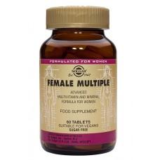 Female Multiple 60 tabl Solgar