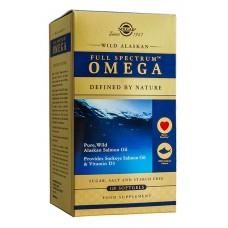 Full Spectrum Omega 120kps Solgar