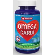 Bioteekin Omega Cardi 60kps