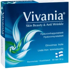 Vivania Skin Beauty & Anti Wrinkle 60 tabl