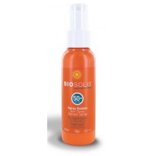 Aurinkovoide Bio Solis Spray SPF 50 100ml
