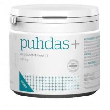Puhdas+ Kalsiumsitraatti jauhe 600mg 240g