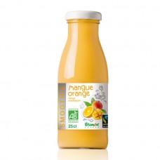 Mango-appelsiinismoothie 250ml