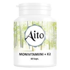 Aito Monivitamiini+K2 60kps