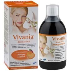 Vivania Beauty Shot Mango-Meloni 500ml