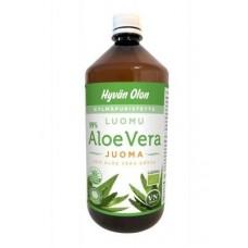 Aloevera-juoma luomu kylmäp.1000ml
