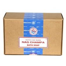 Saippua Nag Champa Bath Soap 75g