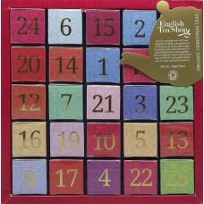 Joulukalenteri luomu tee sekoitus 50g