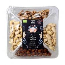 Pähkinäsekoitus Luomu Oravan Onnellisuuspakkaus 300g