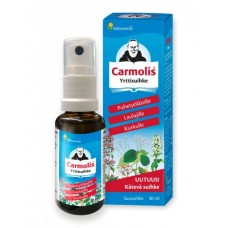 Carmolis yrttisuihke 30ml