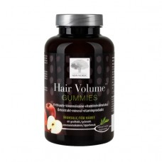 Hair Volume Gummies 60 geelitablettia - New Nordic