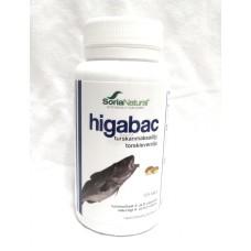 Higabac Turskanmaksaöljy 125kps 88g