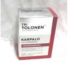 Karpalo+C-vitamiini Tri Tolonen 60kps