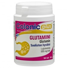 Colonic Plus Glutamiini 500 mg