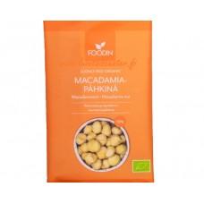 Macadamiapähkinä, luomu 150g F