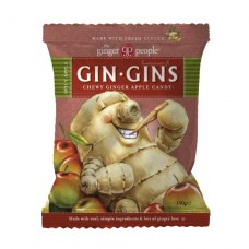 Gin Gins karamelli ginger apple 150g