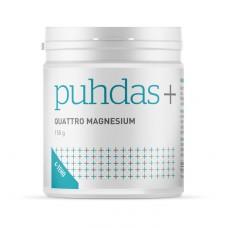Puhdas+ Quattro Magnesiumjauhe 150g