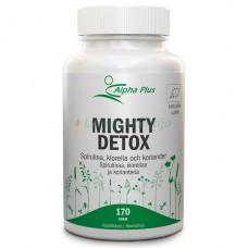 Mighty Detox 170g Alpha Plus