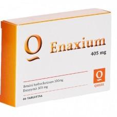 Enaxium suolahappo-monientsyymi 60tbl