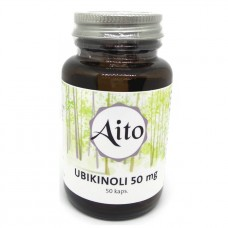 Aito Ubikinoli 50 mg 50 kaps Ubiquinol