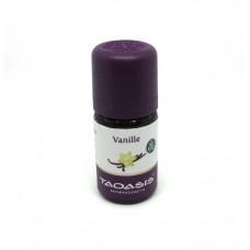 Vanilja uute eteerinen öljy luomu 5ml