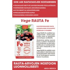Vege RAUTA Fe 600 ml Aboa Medica