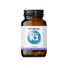 Viridian K2-vitamiini 90 kaps