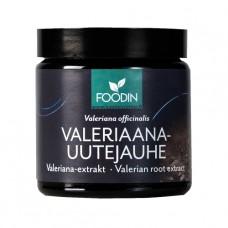 Valeriaana Uutejauhe 60g F