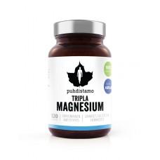 Tripla magnesium 120kps Puhdistamo