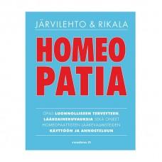 Homeopatia opas luonnolliseen terveyteen kirja