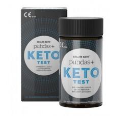 Puhdas+ Keto Test ketoositestiliuskat 100kpl