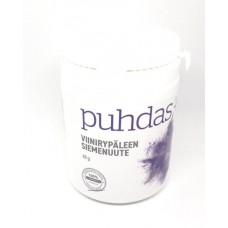 Puhdas+ Viinirypäleen siemen-uutejauhe 40g