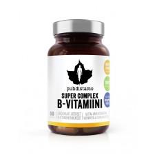 Super Complex B-Vitamiini 60kps Puhdistamo