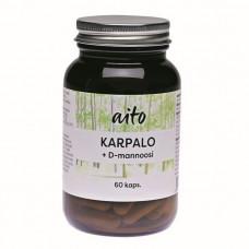 Aito Karpalo+D-Mannoosi 60kaps