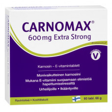 Carnomax 600mg Extra Strong 60tbl