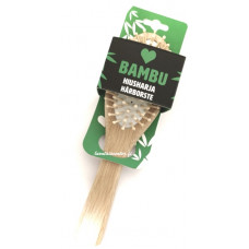 Bambu Hiusharja
